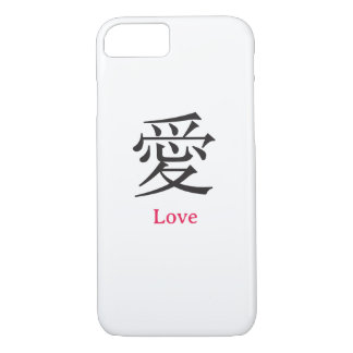 Love in Chinese iPhone 7 Case