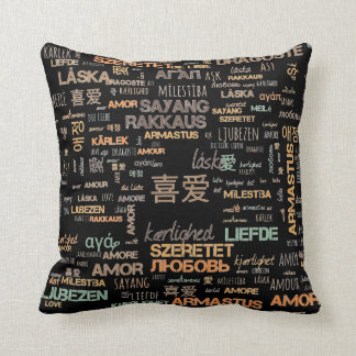 Love In Many Ways Cushion