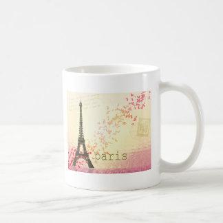 Love in Paris Coffee Mug