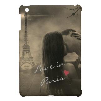 Love in Paris III Cover For The iPad Mini