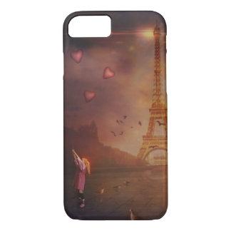Love in Paris iPhone 8/7 Case