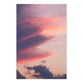 Love in the Clouds / Rakkautta pilvissä (Size L) Photo Print
