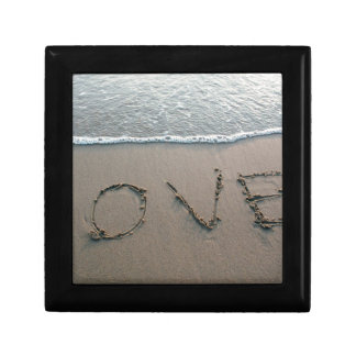 Love In The Sand Gift Box