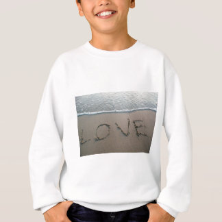 Love In The Sand Sweatshirt