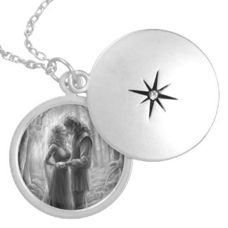 Love in the Woods - Silver Locket