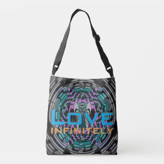 love infinitely crossbody bag