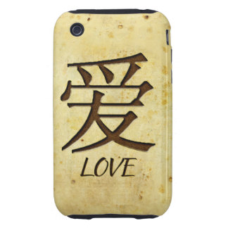 Love iPhone 3G/3GS Case Mate Tough