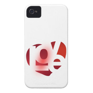 'Love' iPhone 4 Cover