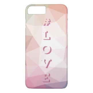#LOVE iPhone 7 PLUS CASE