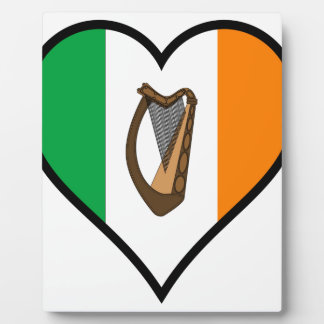Love Ireland Display Plaques