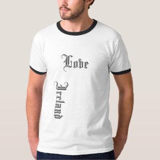 Love Ireland Ringer Tee Shirt
