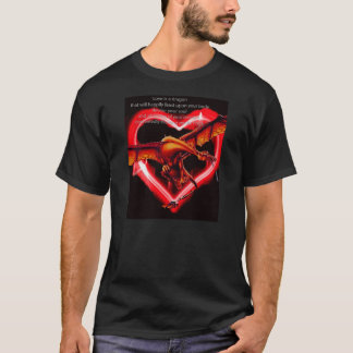 Love is a Dragon (poem) T-Shirt