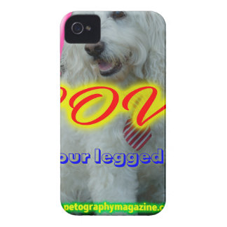 Love is a four legged word Case-Mate iPhone 4 case