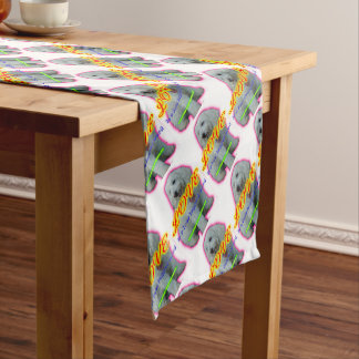 Love is a four legged word short table runner