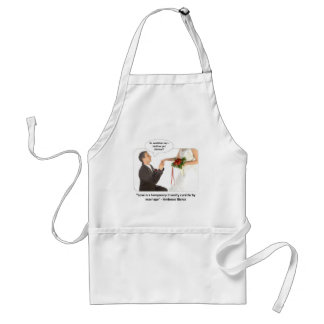 love-is-a-temporary-insanity-curable-by-01 standard apron