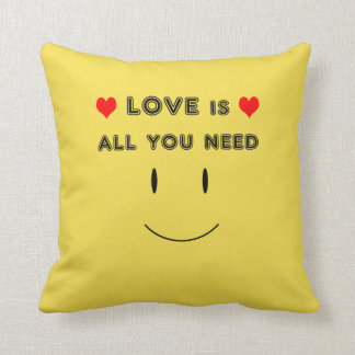 Love is All You Need Cushion