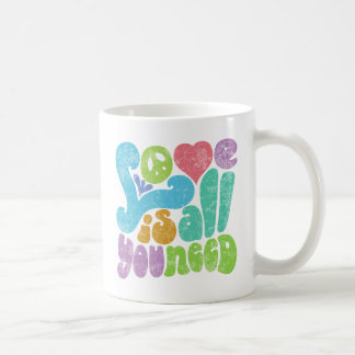Love is All You Need II Coffee Mugs