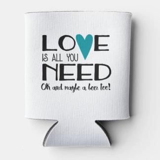 Love is all you Need Wedding & Beer