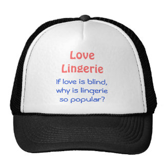 Love is Blind Hats