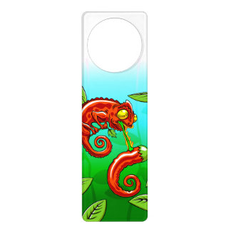 love is blind - chameleon fail door hanger