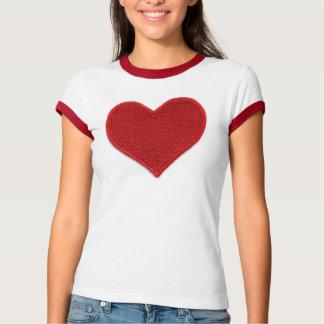 LOVE IS EVERYTHING/ HEARTS ON BOTH SIDES TEES