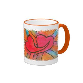 love is fluid mug