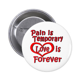 Love is Forever Pin