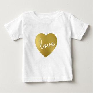 LOVE IS GOLDEN BABY T-Shirt