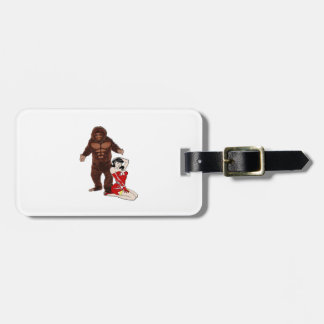 Love is Grand Luggage Tag