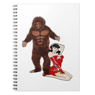 Love is Grand Spiral Notebook