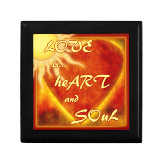 Love is HeART and SOuL Gift Box