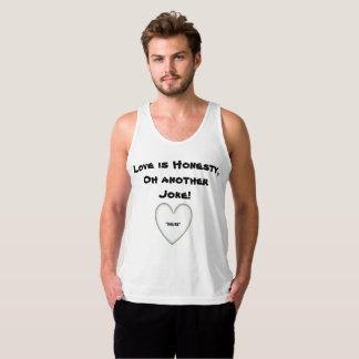 Love is Honesty, Oh another Joke p113 Singlet