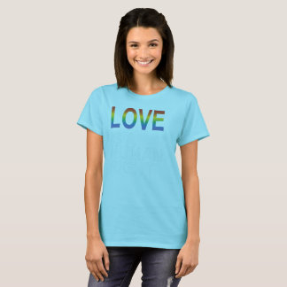 Love is Human Right T-Shirt