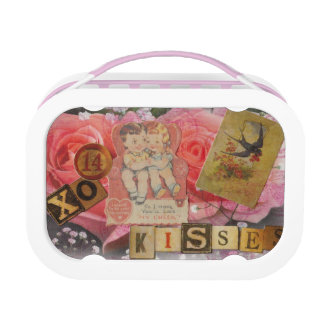 Love is in the Air Lunchbox