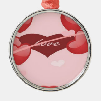 Love is in the Air Ornament