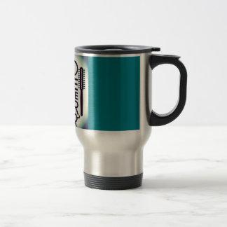 Love is in the Hair Coffee/Tea Commuter Mug