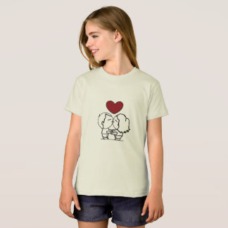 Love IS in to air - the love is in air T-Shirt