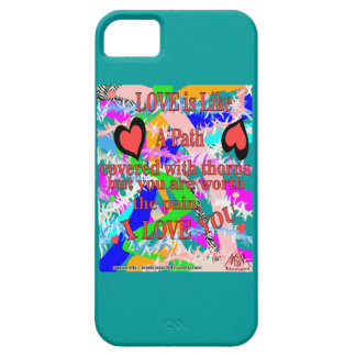love is like phone cover