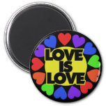 Love is Love Fridge Magnets