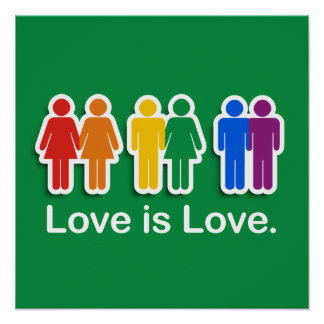Gay Marriage Poster 55