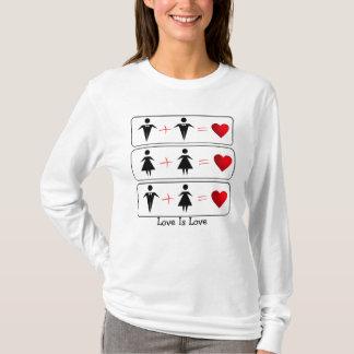 Love is Love (LGBTQ) T-Shirt