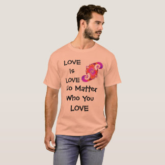 LOVE Is LOVE  No Matter Who You LOVE  Shirt