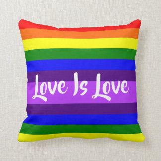 Love Is Love - Pride Collection Pillow