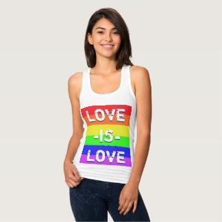 Love is Love Singlet