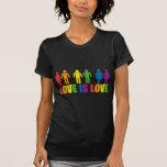Love is Love Tee Shirts