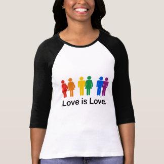 Love is Love Tees