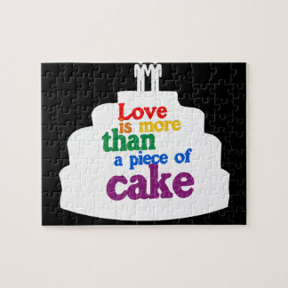 LOVE IS MORE THAN A PIECE OF CAKE -.png Jigsaw Puzzle