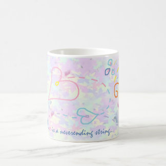 Love is Neverending Coffee Mug