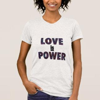 Love is Power T-Shirt