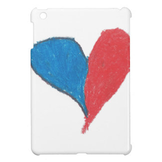 Love is simple and colourful cover for the iPad mini